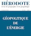 """""""Du « pays perdu » du Blayais à l'« émirat de Saint-Vulbas » : les territoires de dépendance au nucléaire en France"""", Hérodote n°155"""